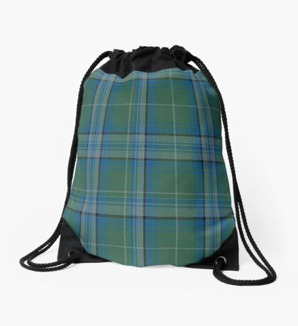 01132 Angel Food Cake Fashion Tartan  Drawstring Bag