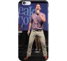 Joseph Walker Sings iPhone Case/Skin