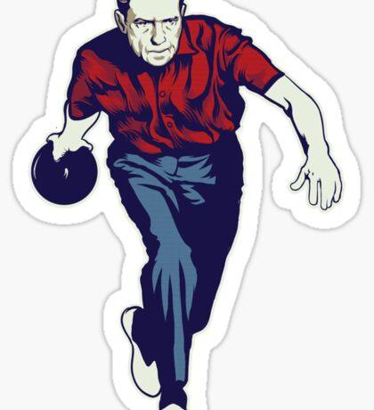 Nixon Bowling Sticker