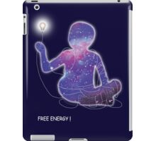 Free energy iPad Case/Skin