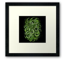 The Call of Cthulhu Framed Print