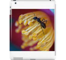 Ant Walking iPad Case/Skin