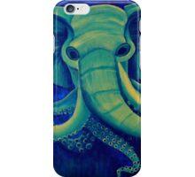 Octophant - Artwork by Minxi iPhone Case/Skin