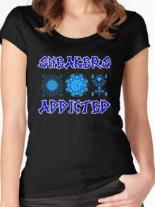 Safari Addicted Women's Fitted Scoop T-Shirt