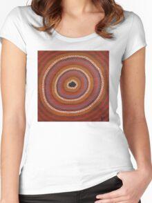 Secret Waterhole Women's Fitted Scoop T-Shirt