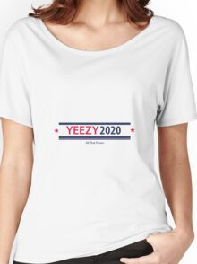 Yeezy for President Women's Relaxed Fit T-Shirt