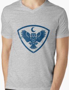owl bird Mens V-Neck T-Shirt