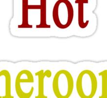 I Love My Hot Cameroonian Boyfriend  Sticker