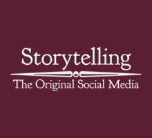 Storytelling: The Original Social Media by storytelling