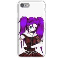 Anime Girl #2 iPhone Case/Skin