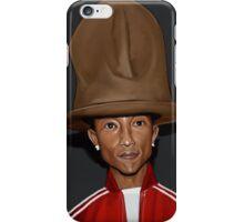 Pharell's Hat iPhone Case/Skin
