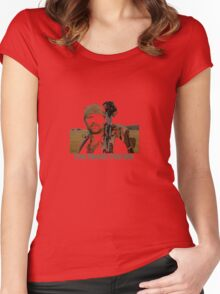 Les Stroud You Sweat You Die Women's Fitted Scoop T-Shirt