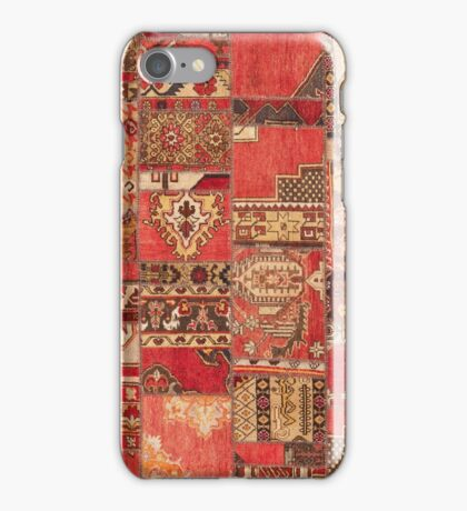 turkish carpet iPhone Case/Skin