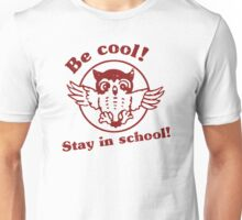 Stay In School Teacher College Saying Nerd Math Unisex T-Shirt
