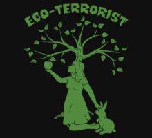 Eco-Terrorist by Herbivoracle
