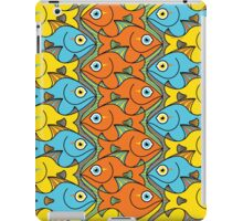 Something is Nicely Fishy Here! iPad Case/Skin