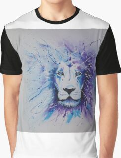 Lionstein by Lufty Graphic T-Shirt