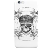 Pirate iPhone Case/Skin
