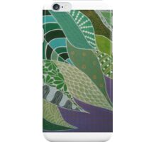 ZEN LEAVES iPhone Case/Skin