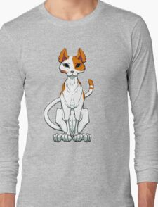 Patches Long Sleeve T-Shirt
