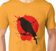 Crown at Red Unisex T-Shirt