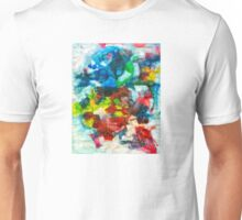 Blocks - Colours Unisex T-Shirt