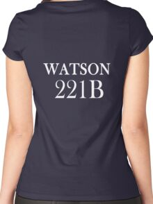 Watson Women's Fitted Scoop T-Shirt