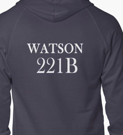 Watson Zipped Hoodie