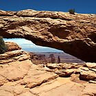 Mesa Arch by philw