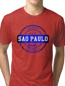 Sao Paulo Tri-blend T-Shirt