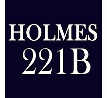 Holmes Photographic Print