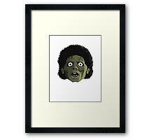 The funk of forty thousand years Framed Print