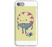 peppermint Butler iPhone Case/Skin