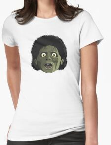 The funk of forty thousand years Womens Fitted T-Shirt