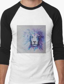 Lionstein by Lufty Men's Baseball ¾ T-Shirt