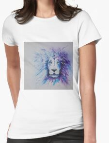 Lionstein by Lufty Womens Fitted T-Shirt