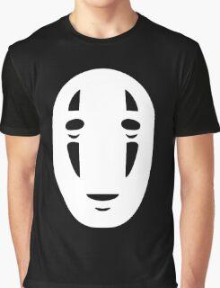 Kaonashi Spirited Away Graphic T-Shirt