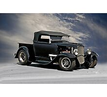 1932 Ford Roadster Pick-Up Photographic Print