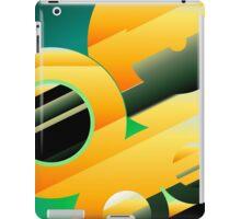 Orange Film iPad Case/Skin