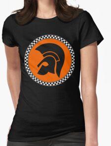 Trojan Skinhead Womens Fitted T-Shirt