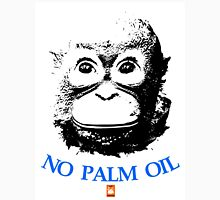 NO PALM OIL   larger image Unisex T-Shirt