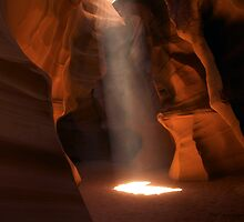 Antelope Slot Canyon, Page, Arizona by philw
