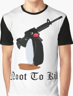 Noot To Kill Graphic T-Shirt