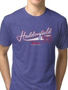 Haddonfield 78 Tri-blend T-Shirt