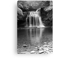 FALLING WEST  Canvas Print