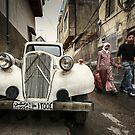 Urban Damascus #1 by Michiel de Lange