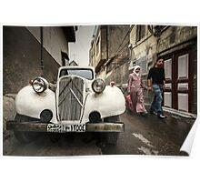 Urban Damascus #1 Poster