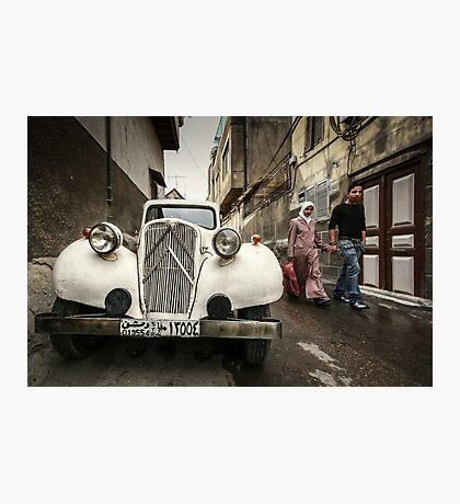 Urban Damascus #1 Photographic Print