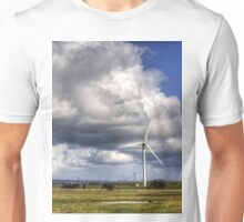 Wind Power Unisex T-Shirt