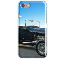 1930 Ford 'Classic Hot Rod' Roadster iPhone Case/Skin